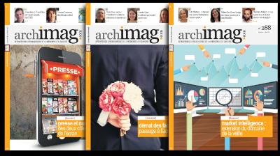 Acheter les magazines Archimag en format papier ou PDF
