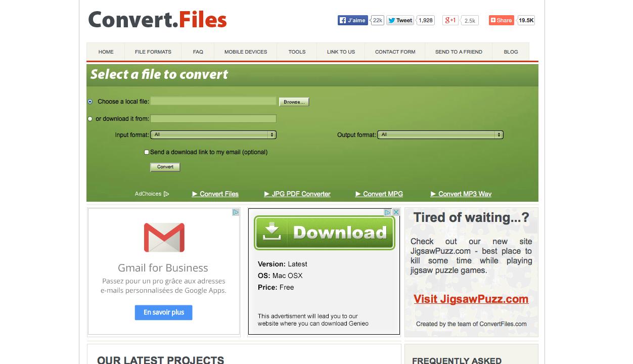 Le Convertisseur PDF est un logiciel de conversion de documents en PDF en ligne via le Web. Convertissez et créez des PDF à partir d'une variété de types de Également des fichiers PDF en Word, PowerPoint, Excel et Images. Sélectionnez un fichier sur votre ordinateur ou utilisez l'option...