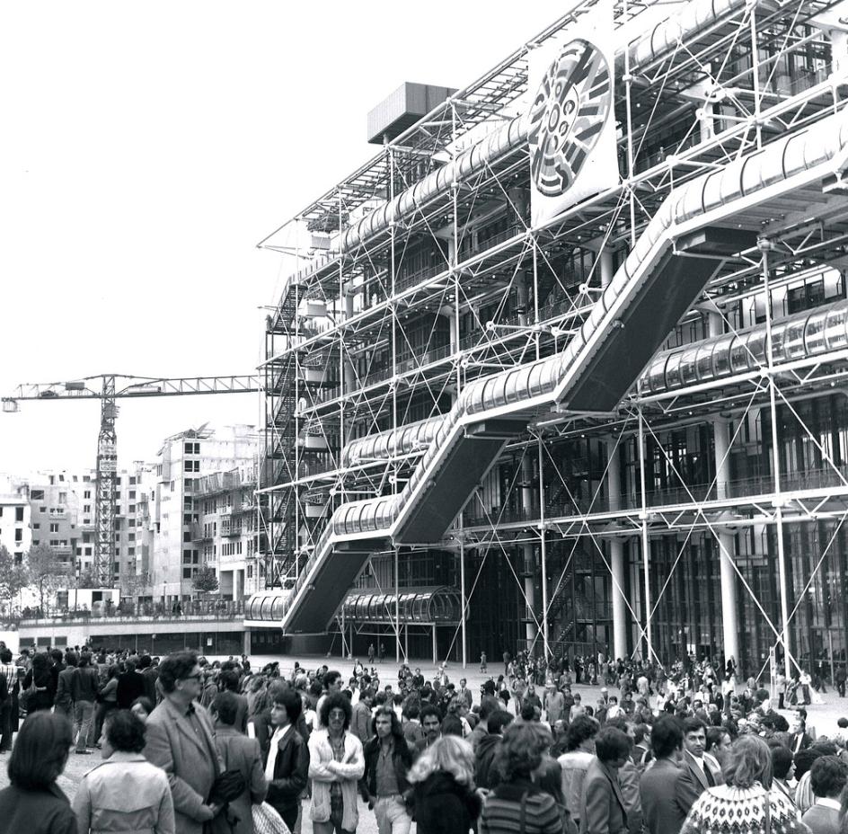 Centre-Pompidou