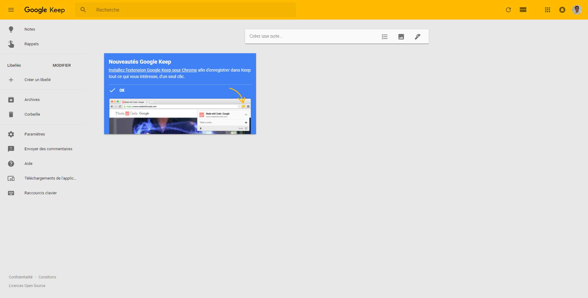google-kepp