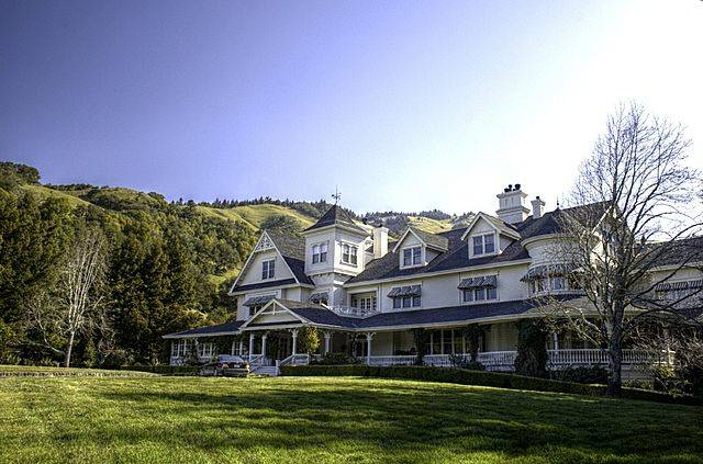 Skywalker-Ranch-George-Lucas