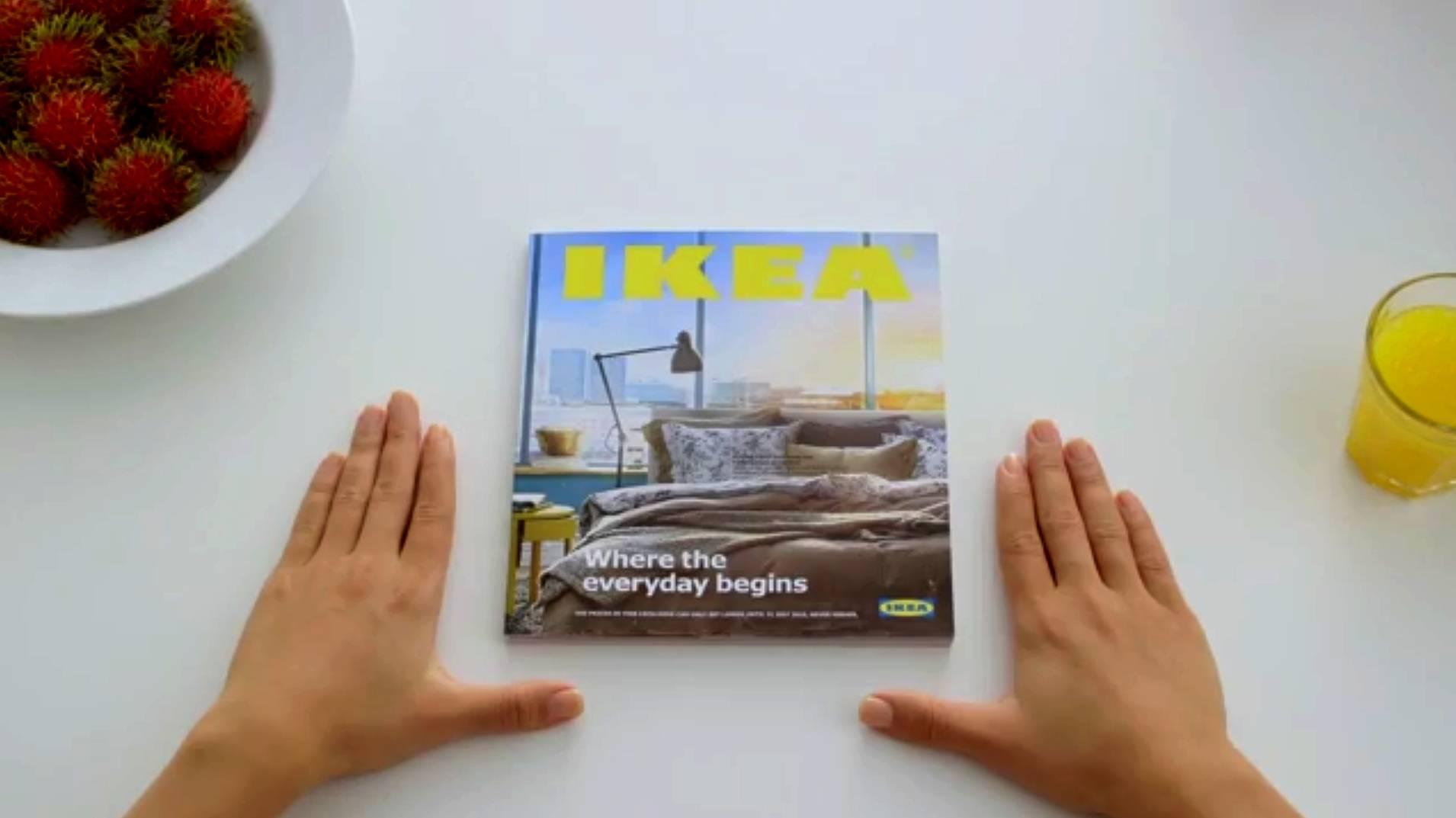 Papierle Ikea ikea se moque d apple en vidéo et remise l dans la billy archimag