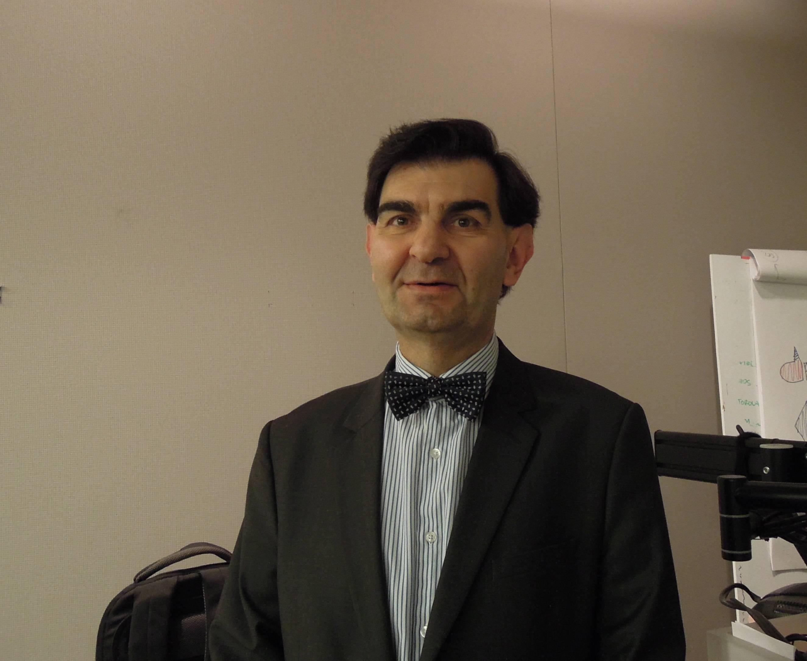 Laurent Prével, président d'eFutura