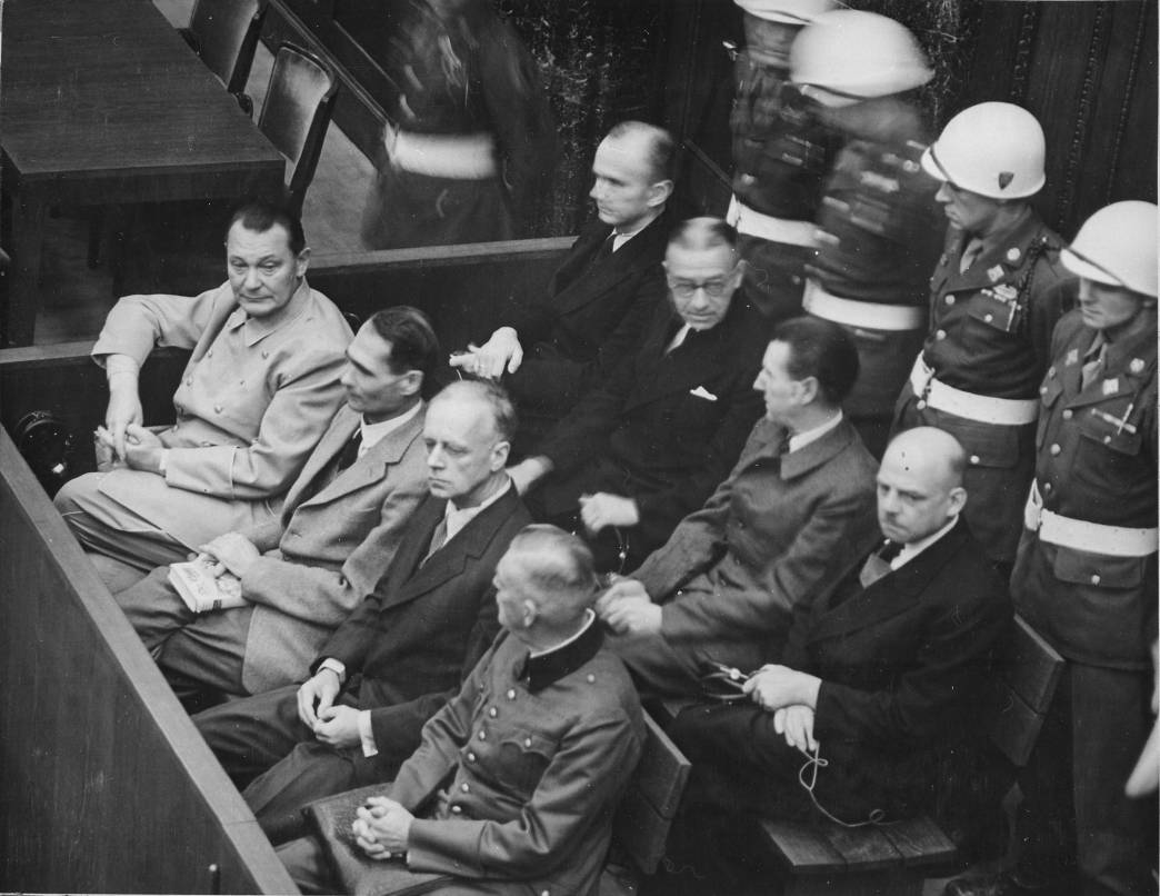 Tribunal_Procès_Nuremberg_archives_BNF_Gallica
