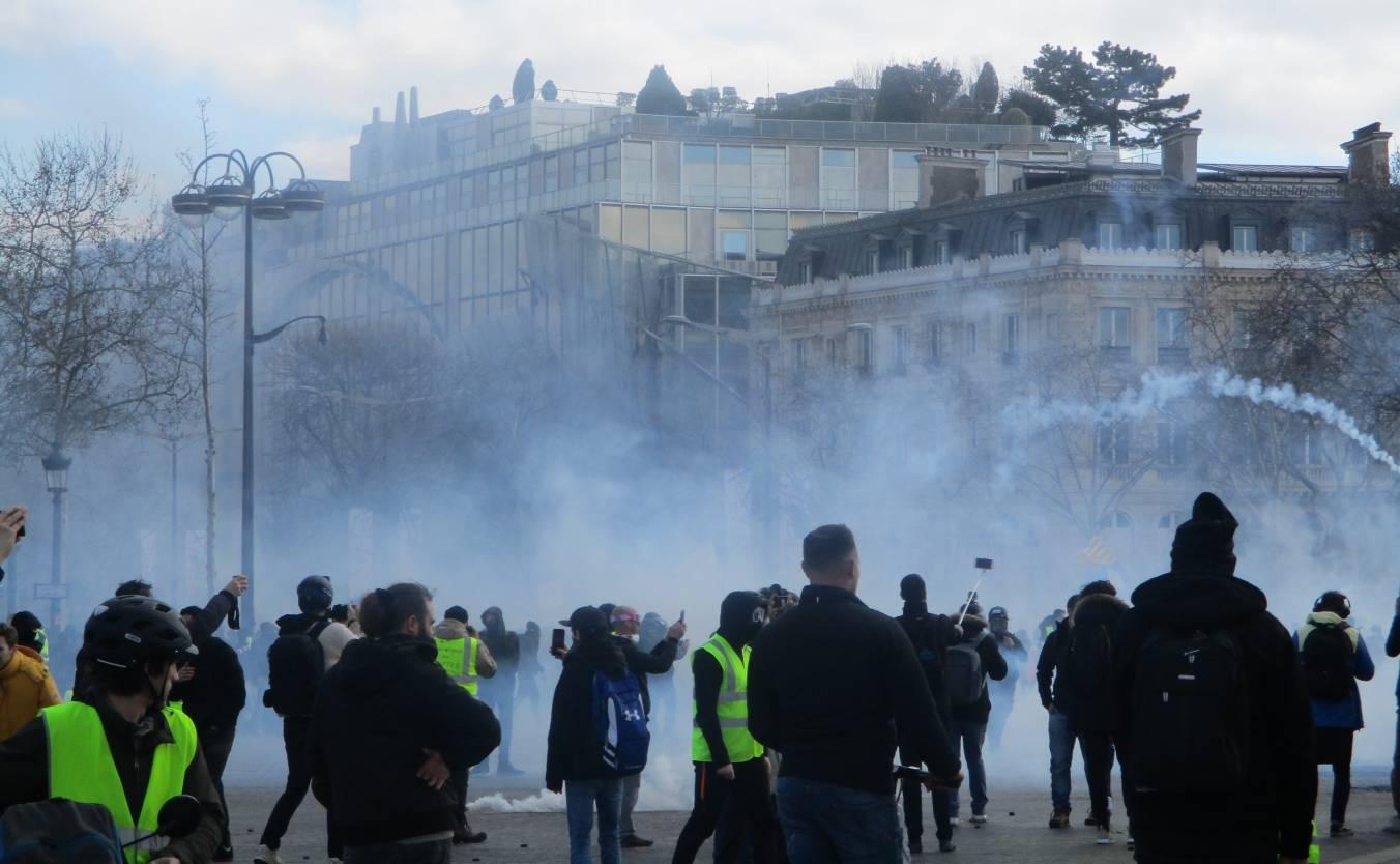 manifestation-Paris