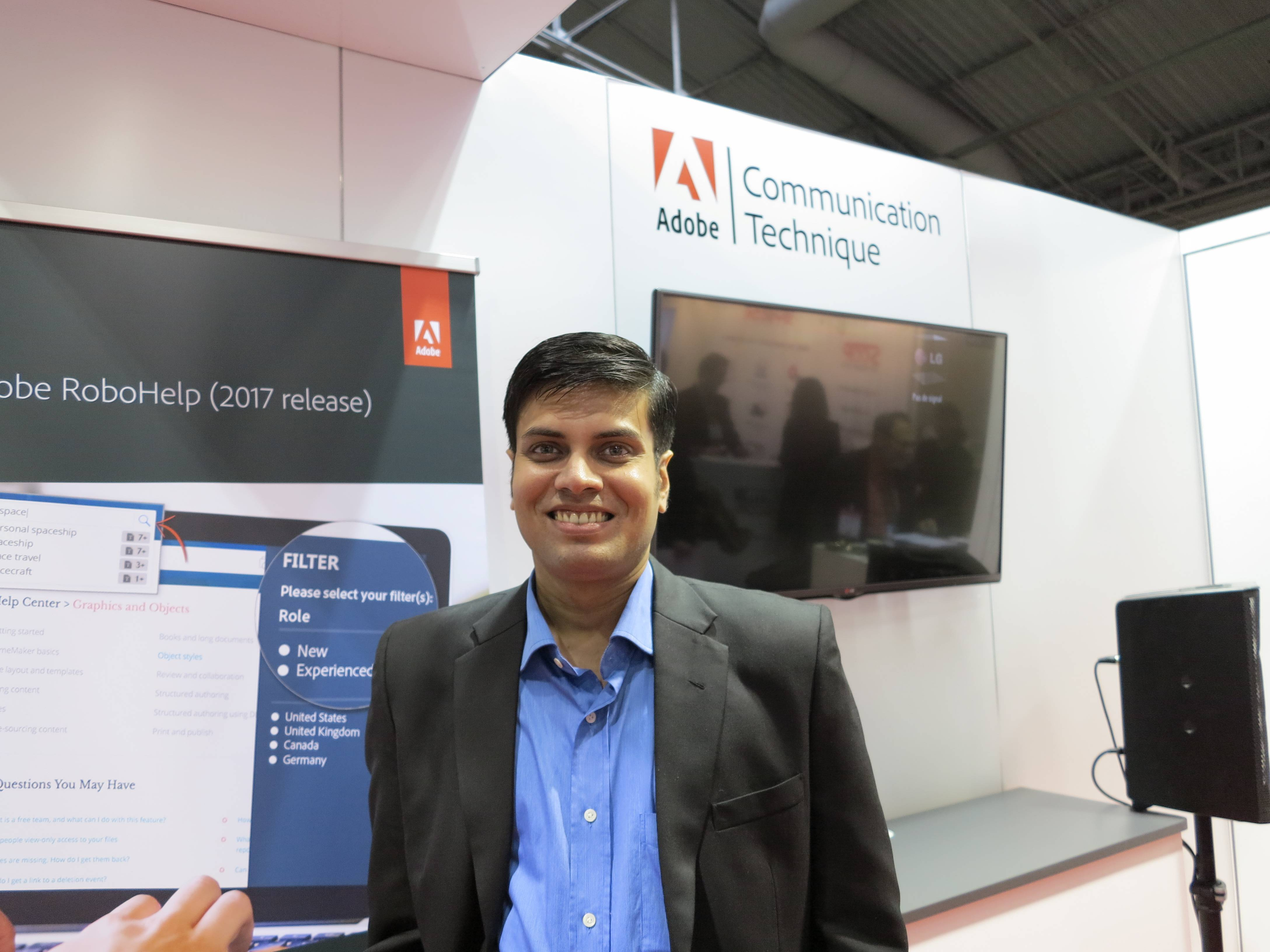 Saibal Bhattacharjee Adobe