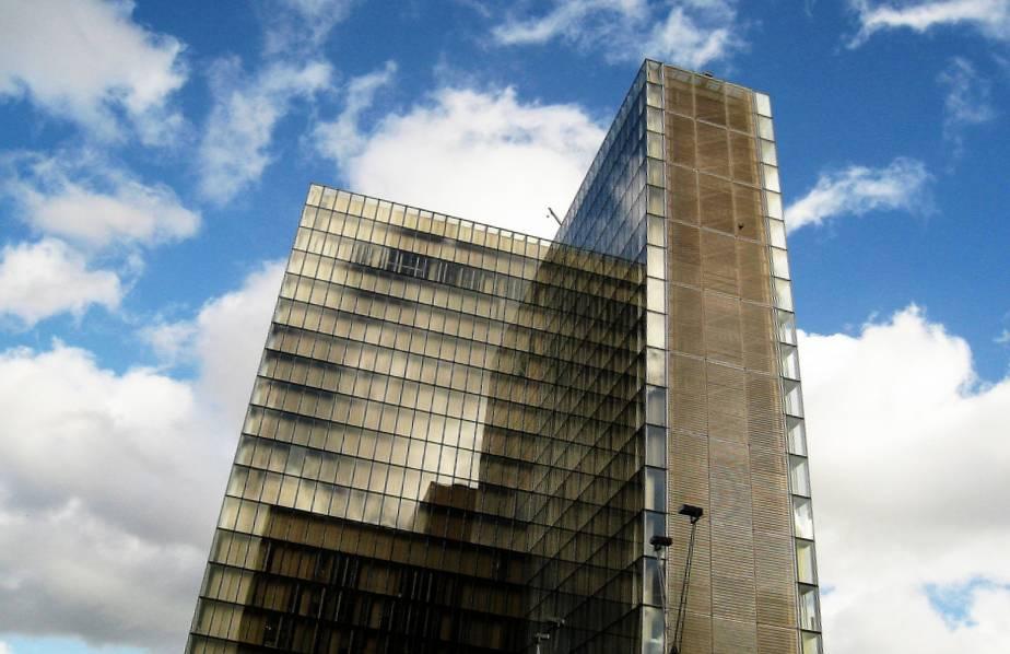 Une partie des employés de la Bibliothèque nationale de France était en grève qutre samedis consécutifs (Régis Tesson  Flickr)