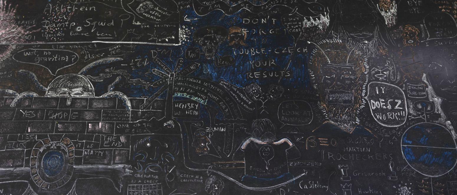 Les archives de Stephen Hawking vont rejoindre la bibliothèque de Cambridge