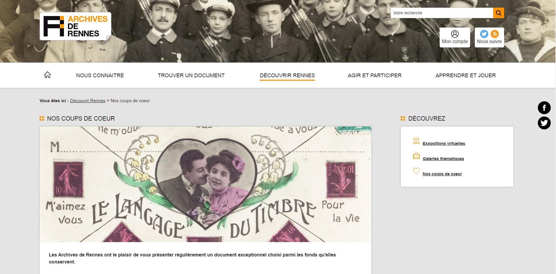 sites_archives municipales_web_Rennes