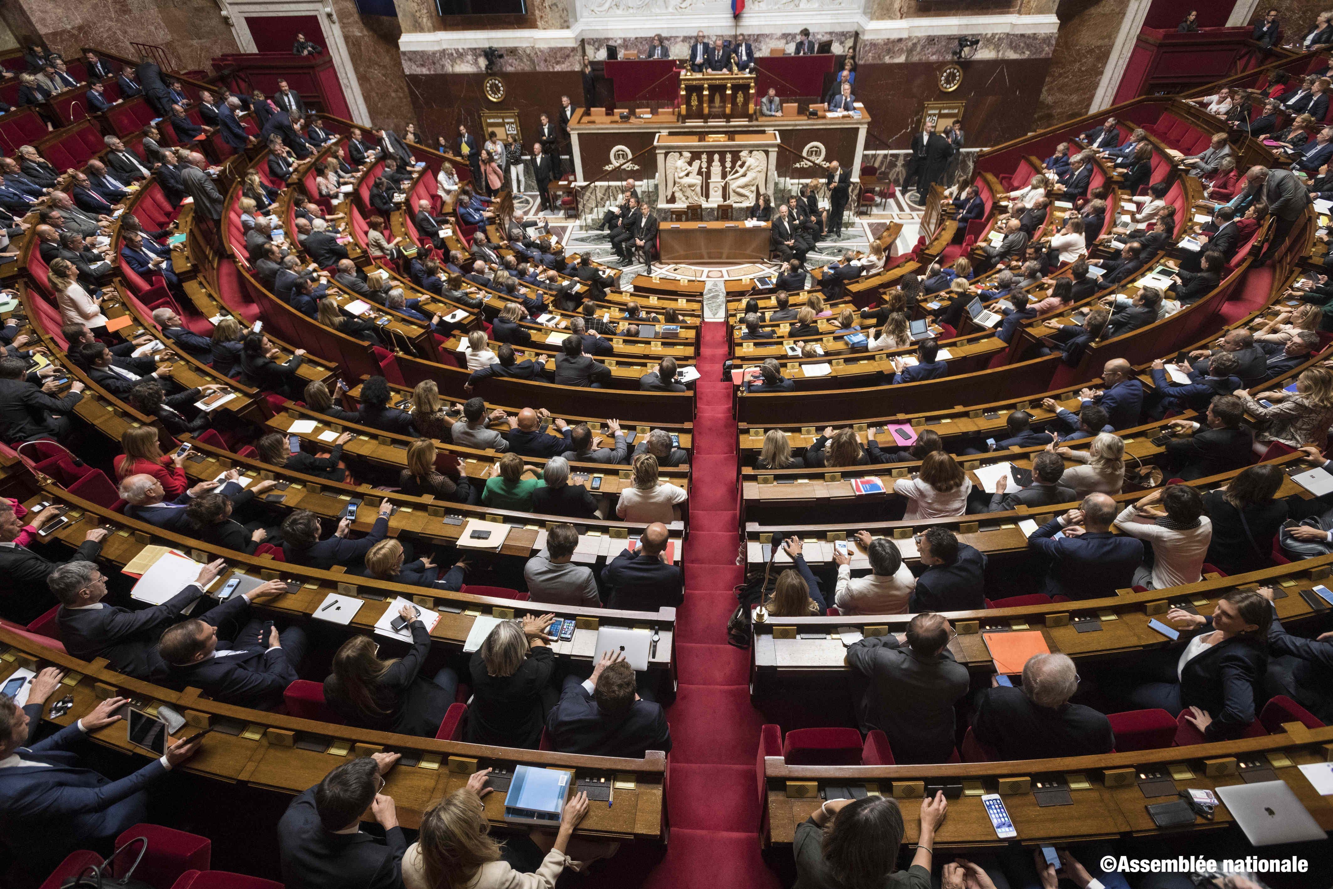 Accès aux archives : l'Assemblée nationale adopte un article controversé