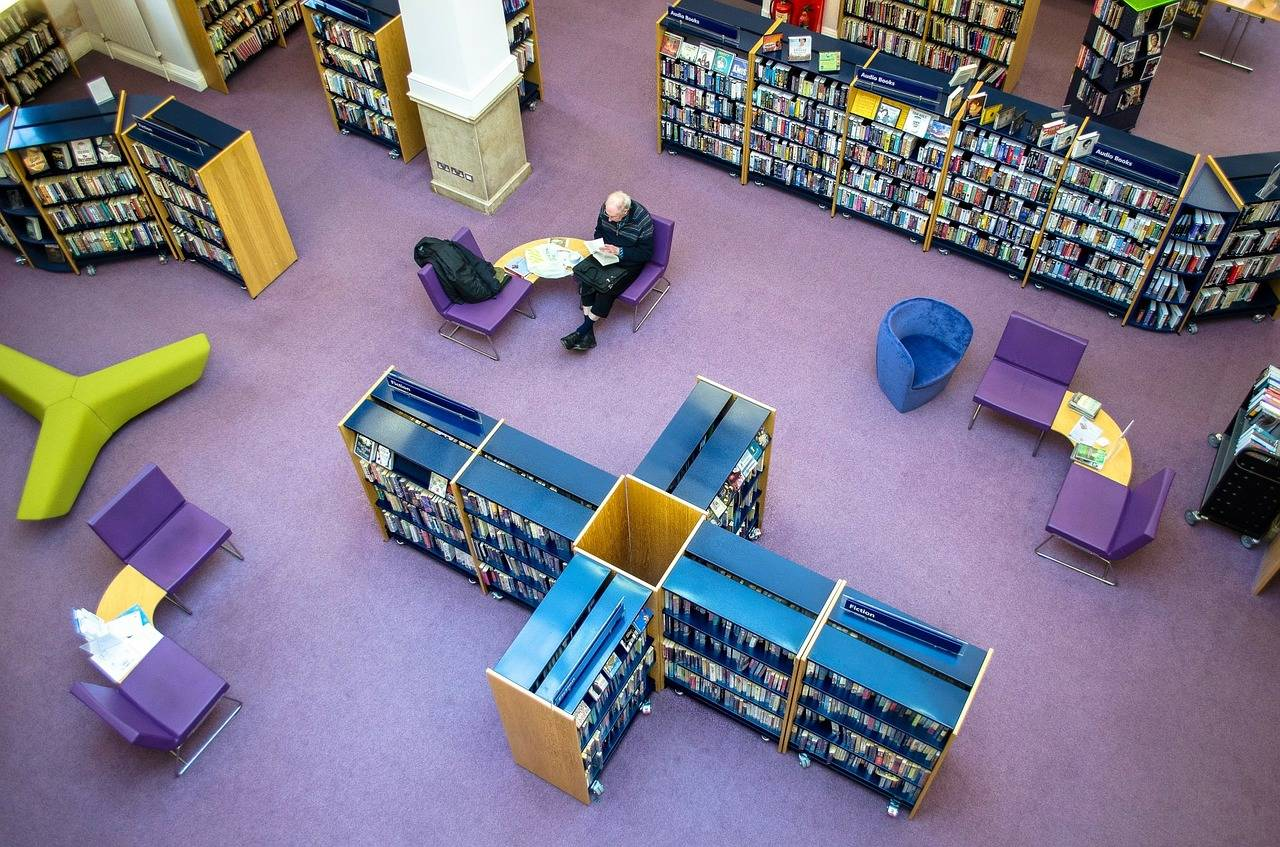 18 Propositions Pour Une Bibliotheque 4e Lieu Aux Horaires D