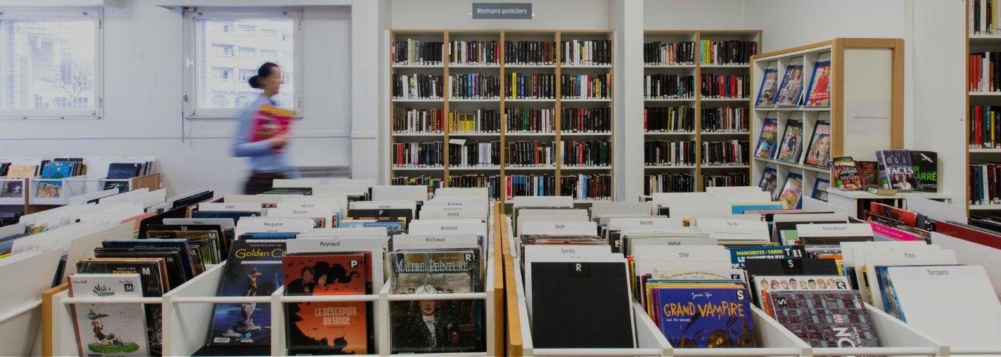 A Paris, le pass sanitaire passe mal dans les bibliothèques