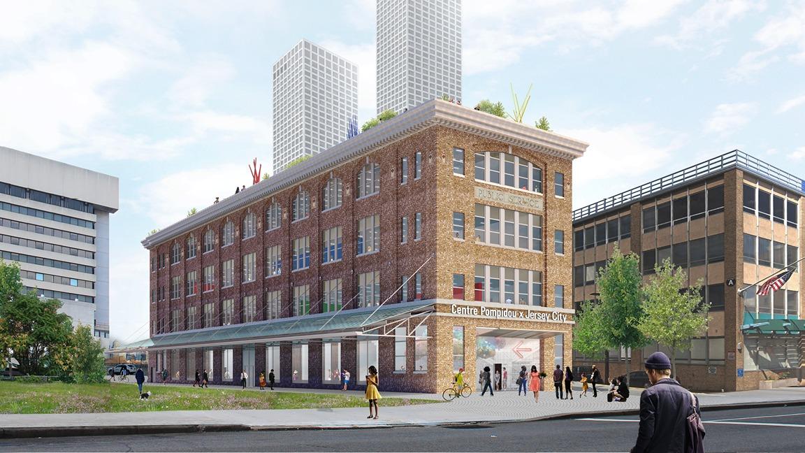 Un Centre Pompidou verra le jour aux Etats-Unis en 2024