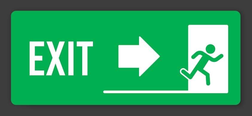 escape-exit