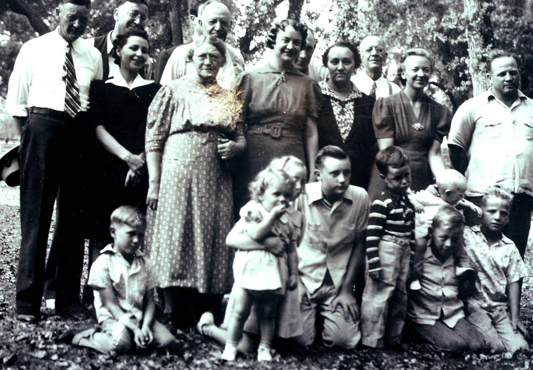 genealogie-famille