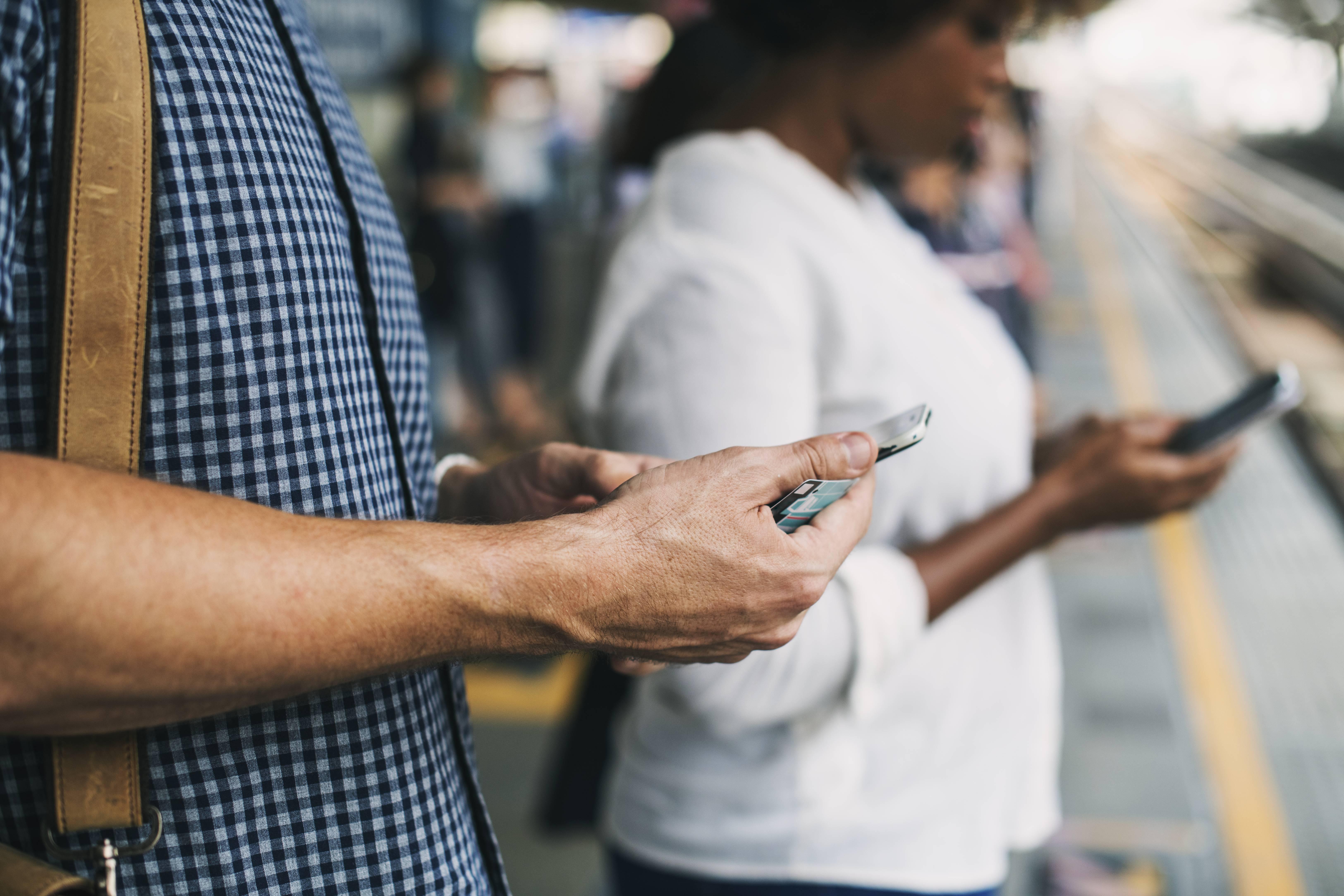 smartphone-gare