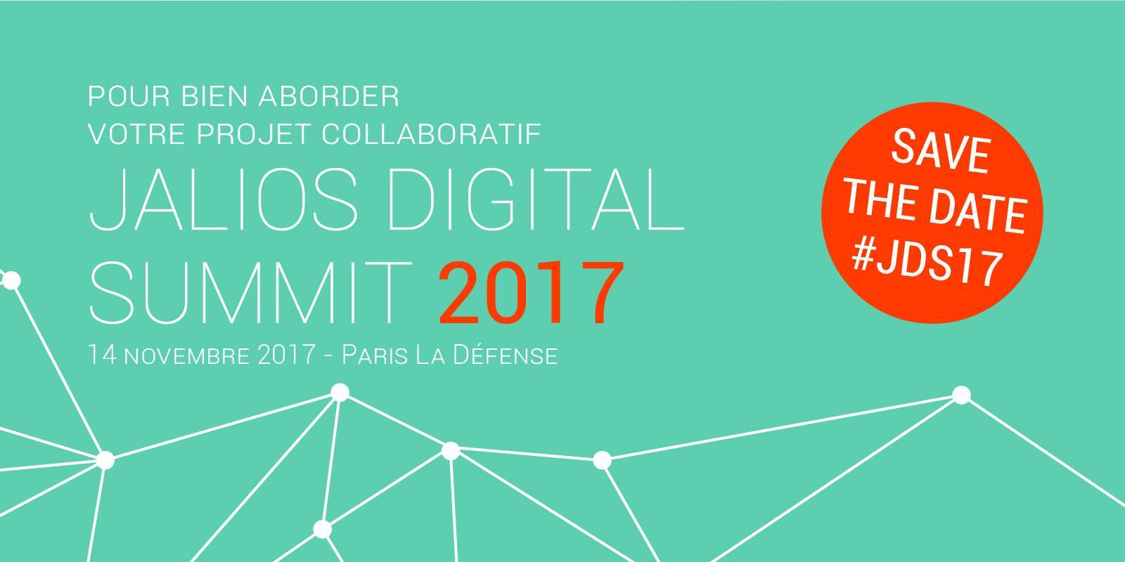 Avec cet évènement, Jalios s'ouvre à toutes les organisations curieuses des enjeux de la Digital Workplace.