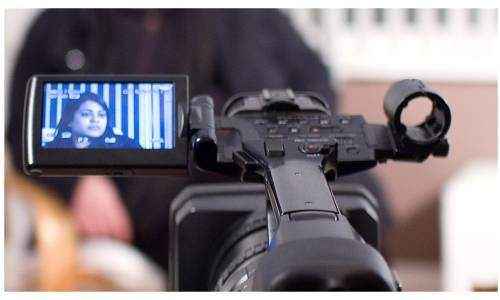 camera- reportage