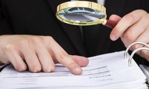 Vérification document