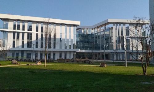 Jour J pour l'ouverture du GED du Campus Condorcet