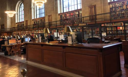 ney-york-public-library