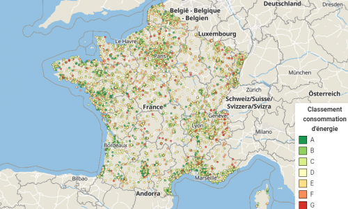 Ademe ouvre son portail open data