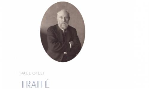 Le Traité de documentation de Paul Otlet est réédité