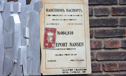 Passeport-Nansen