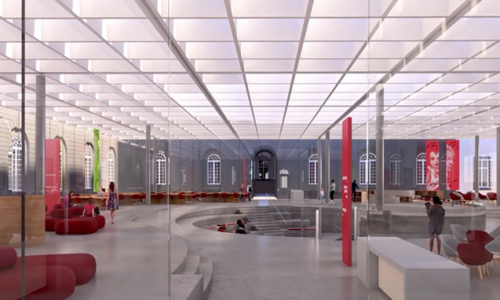 Clermont-Ferrand : une consultation pour imaginer la future Bibliothèque de l'Hôtel-Dieu