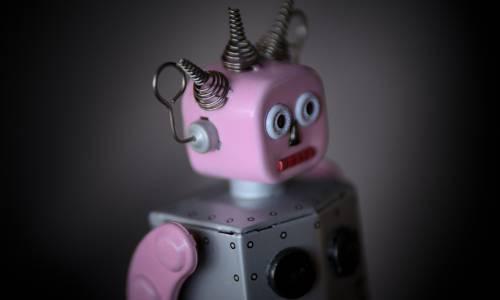 robot-algorithme