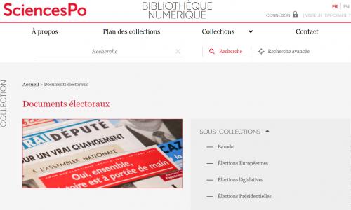 Sciences Po lance sa bibliothèque numérique