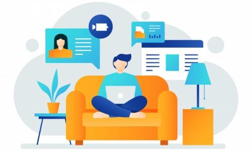 teletravail-digital-workplace