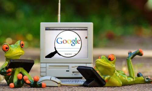 Une étude présente l'implication de Google dans le respect du droit à l'oubli (Visual Hunt)