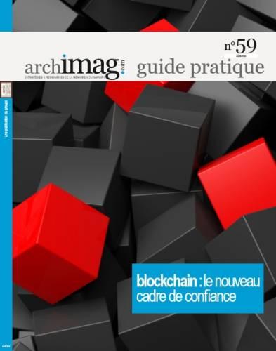 Couverture guide pratique Archimag n°59